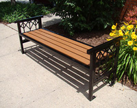 Banning Park Benches BN1-1100
