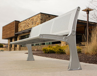 Canopy Park Benches CP1-1000