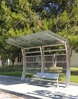 Canopy Park Benches CP1-1003