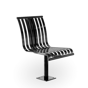 CityView Post Mount Chair