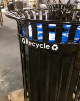 Recycle Decal Band