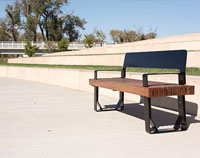 FUSE Park Benches FS1-1000