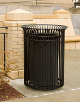 Meridian Trash Receptacles MR2-1000
