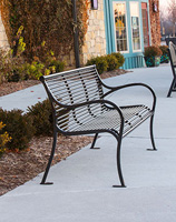 Meridian Park Benches MR1-1060