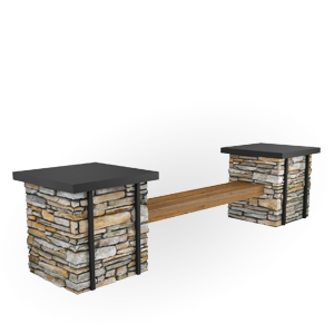 QuarryView End Table Seating
