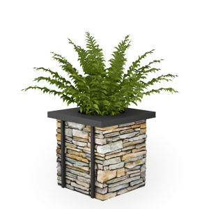 QuarryView Planters