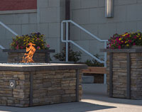 QuarryView Fire Pits