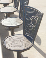 Stadium Tables & Chairs