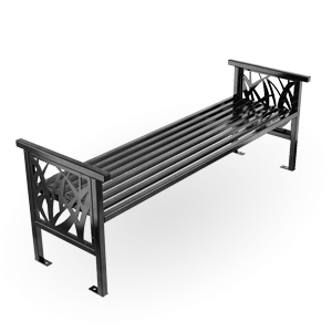TallGrass Backless Bench
