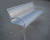 WestPort Park Benches WP1-1060