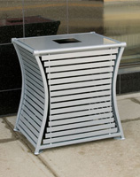 WestPort Trash Receptacles WP2-2000