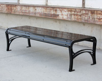 WestPort Park Benches WP1-1110