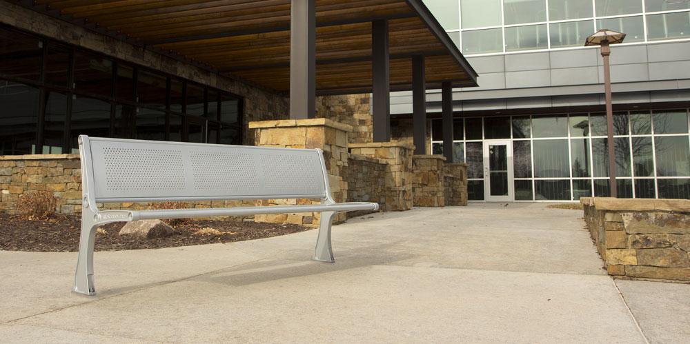 Public Park Benches Part - 39: SiteScapes