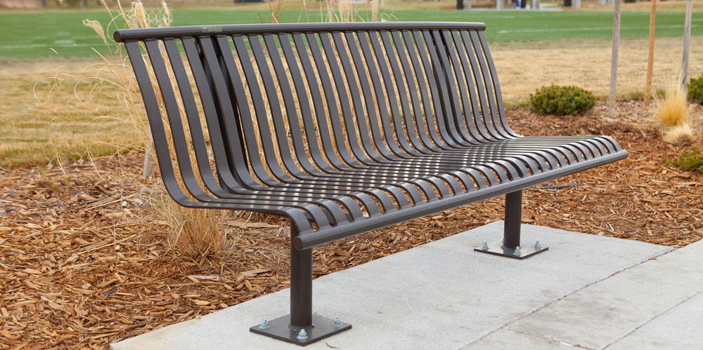 Sitescapes Inc Commercial Park Benches And Public Seating