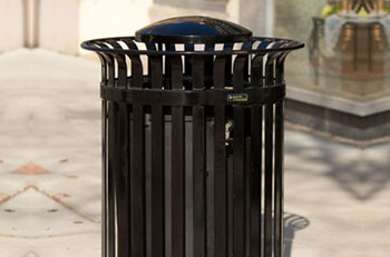CityView Trash Receptacles