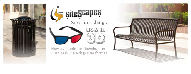 SiteScapes Site Furnishings